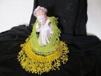 Колье Веточки - пышное, яркое, изготовлено из бисера матового, стеклянного прозрачного, вышивка более крупными бусинами, разная цветовая гамма.