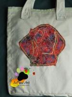 Еко-торба, власний пошив, 40*30, ручки 60 см