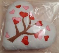 Подушка «Дерево влюбленных»