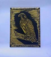Орел символізує безсмертя, мужність, далекоглядність і силу, вважається«королем неба» і посланцем богів. Ця картина буде гарним подарунком для людини з сильним характером!